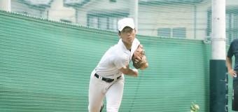 高校野球・日本文理連載1 「大人」になったエース飯塚の夏