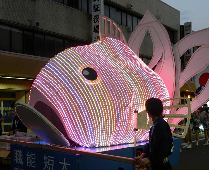 新発田まつり-パレード2