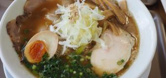 【ラーメン】小太喜屋プロデュースのにぼしまじんでにぼししょうゆ食べてきた
