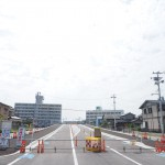 本日、新潟市中央区の網川原線が開通します