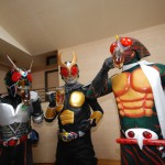 【潜入】新潟の仮面ライダーたちが焼肉ミーティング ヒーローたちの熱い想いは?