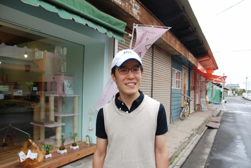 【特集・沼垂】沼垂市場通り新ステージの仕掛け人、田村寛さんに聞きました -前編-