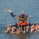 水もしたたるいい祭り!ニッポンの美と風情と、熱気を楽しめる堀之内十五夜まつり