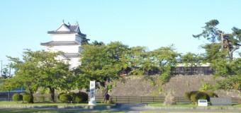 日本百名城もある、剣豪・堀部安兵衛の生誕地を訪ねました