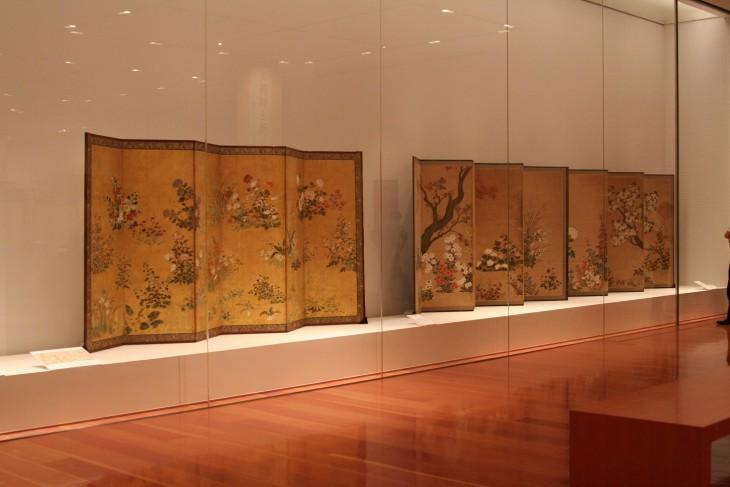 伊藤若冲と京の美術 細見コレクションの精華 展示室1