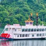 明日(9/27)、「レルヒさん」が奥只見湖遊覧船の一日船長として登場