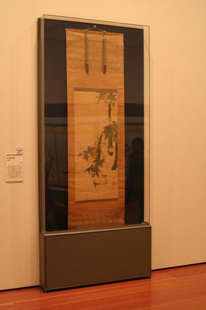 伊藤若冲と京の美術 細見コレクションの精華 展示室3
