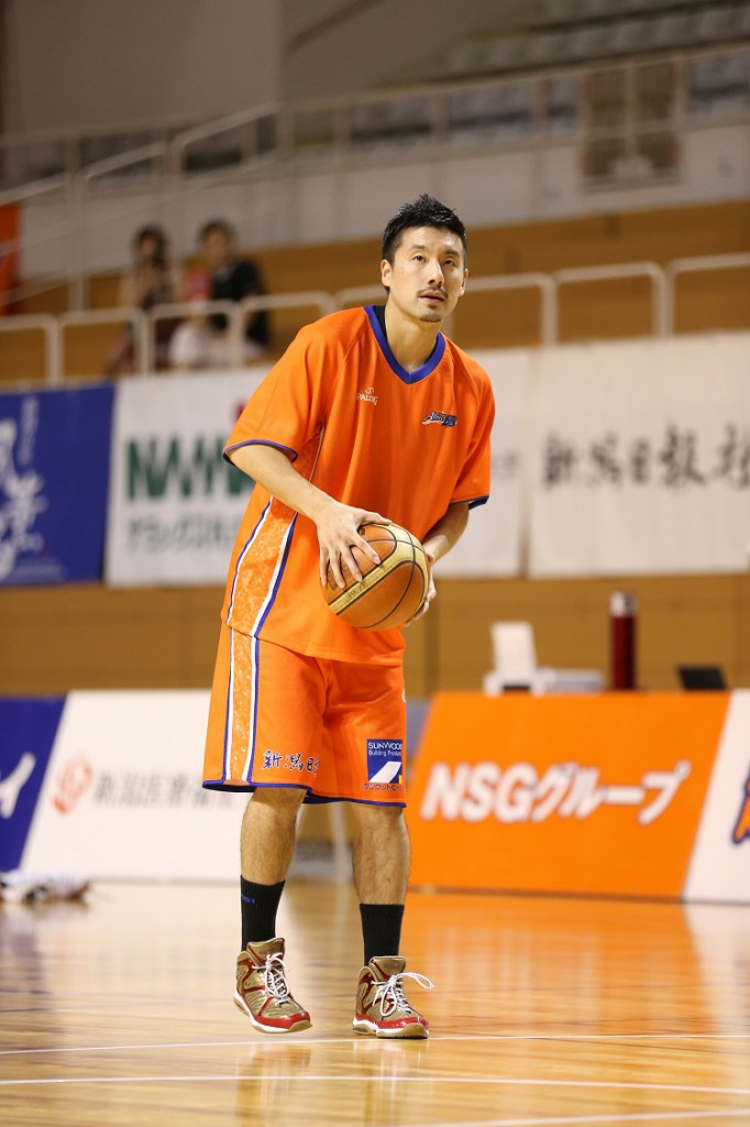 ... プロバスケットボール 新潟