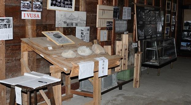大改修中の国指定重要文化財・渡辺邸。秘蔵品が見られる今が狙い目