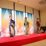 秋といえばやっぱり温泉! 温泉街の情緒を楽しむ「岩室芸妓の舞 鑑賞会」が10/26開催