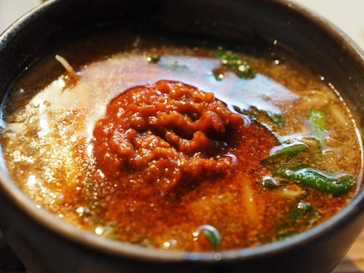 孔明の台湾つけ麺