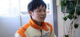 【新潟・アスリートブック】 心を込めてサーキットに~アルビレックス・レーシング・チーム 早坂祐希