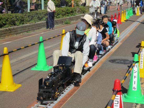 にいつ鉄道まつり(写真提供:新津観光協会)
