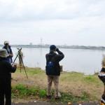 【野鳥】政令指定都市の中心部なのに鳥いっぱい 鳥屋野潟で観察会