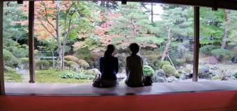 県内の名園で紅葉が見頃に! 「清水園」&「北方文化博物館」編