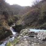 上杉謙信の隠し湯? 妙高の山奥、秘境の露天風呂「河原の湯」はこの週末(11/9)まで体験可能