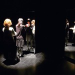 新潟市中央区の小劇場「新潟古町えんとつシアター」で、プレオープンの連続公演が開催中