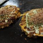 【渟足柵】東区のお好み焼き屋さん「とんぼり」で「渟足玉」食べてきた