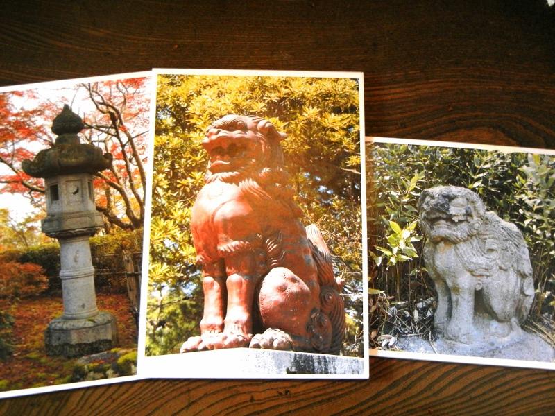 灯籠・こま犬の写真が約100点 北前船の時代館 旧小澤家住宅で企画展示 いま下町めぐりを薦める理由①