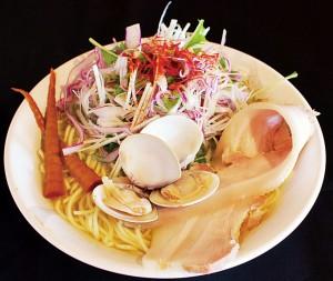 下越1位通過、新潟市中央区・「肉ばか」さんの「新潟の塩Withワールド」。
