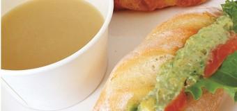 """テーマは""""フランスの朝食""""、気軽に寄れる小さなスープ店・新潟市江南区「vert(ヴェール)」"""