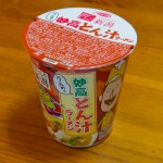 小ネタ「うまさぎっしり新潟・うんめぇ 妙高とん汁ラーメン」を食べてみました!
