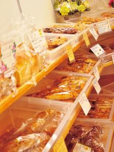 ぽっぽのパン-棚1