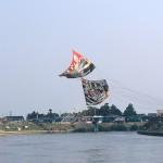 大空を舞う巨大な凧が圧巻! 白根大凧合戦が6/4(木)~8(月)開催