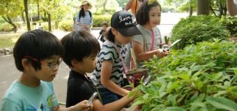 公園をとことん楽しむ 探検イベントに参加しました