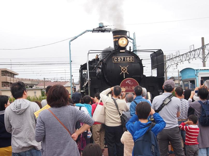 鉄道のまち・新津の鉄道イベント「にいつまるごと鉄道フェスタ」リポート