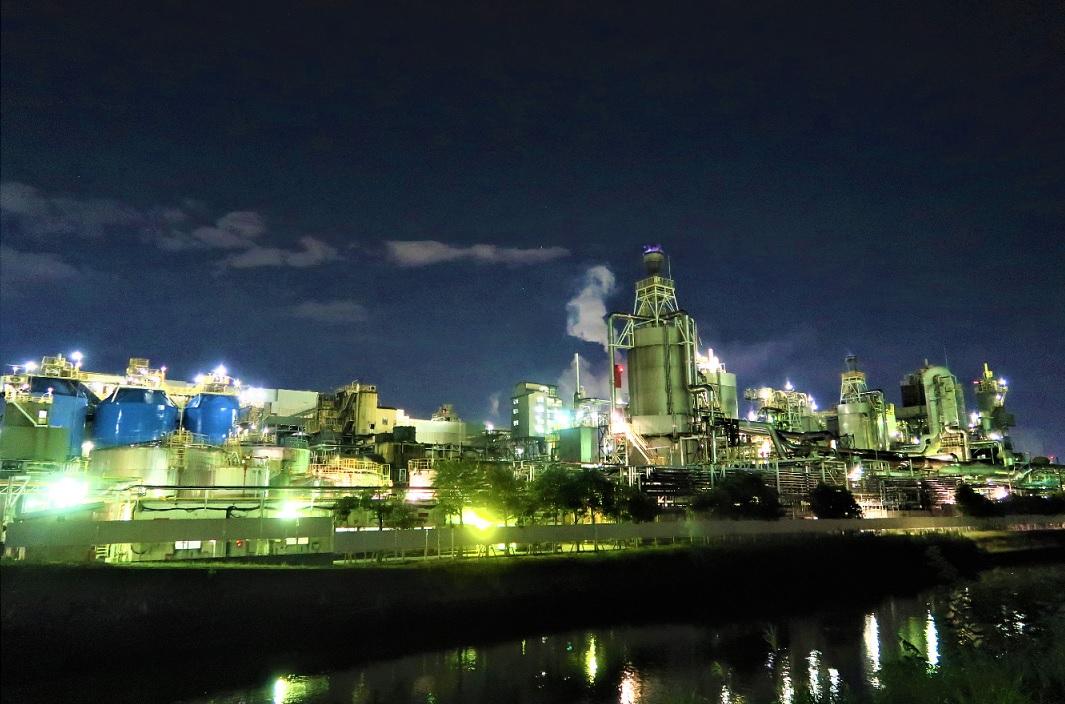 工場夜景だけじゃない! 川の街道・通船川には、大きな使命があった。