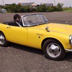 この車、乗っていいんですか!? 三条市上須頃にクラシックカーの試乗体験へ